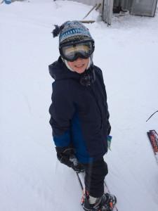 snowbombed